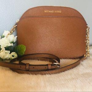 ⚡️ Michael Kors leather crossbody bag